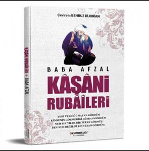 Rubaiyat of Persian poet Baba Afzal Kashani appear in Turkish