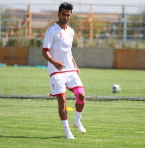 Iran captain Masoud Shojaei not 'thinking of retirement'