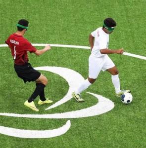 Iran down Oman at IBSA Blind Football Asian Championships