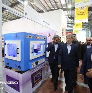 Hatami underlines nanotechnology's role in Iran's defense power