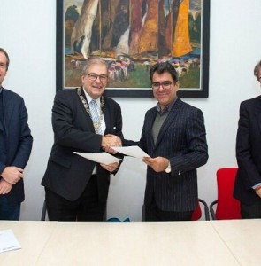 Iran's Shiraz, Germany's Rostock unis. sign MoU