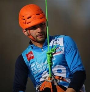 Iran's Safdarian Wins Silver at Ice Climbing World Cup - Sports news