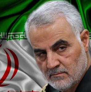 Sculptor Nader Qashqai to make bust of commander Soleimani