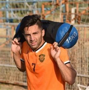 Iran's Nariman Jahan Joins Azerbaijan's Neftchi - Sports news