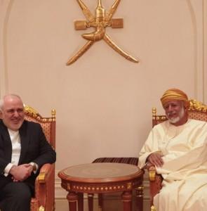 FM Zarif meets with Omani counterpart