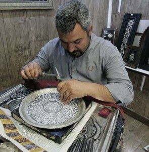 Markazi province exports over $46,000 of handicrafts
