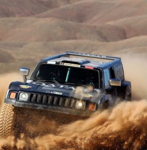 Iranian desert to play host to 4WD car rally