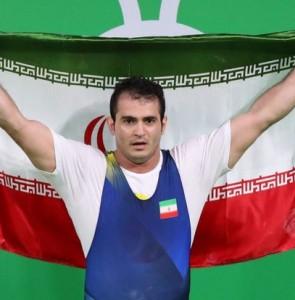 Sohrab Moradi snatches gold at West Asian C'ship