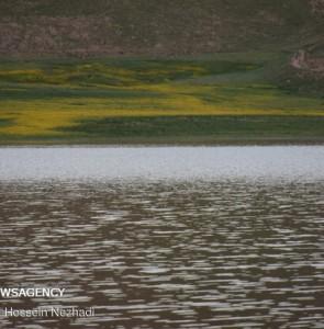 Mehr News Agency - Neor Lake in Ardabil Prov.