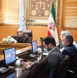 Iran, Belarus Legal Medical Organizations hold meeting