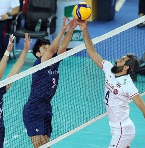 Tokyo Olympics' volleyball schedule announced