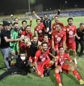 Golmohammadi dedicates IPL title to Persepolis fans