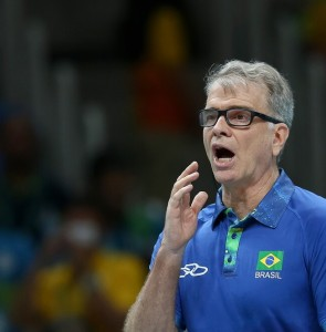 Iran volleyball confirms talks with top coaches incl. Rezende