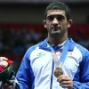 Iran's Esmaeilpour announces retirement from wrestling