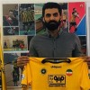 Amir Ghafour Joins Sepahan Volleyball Team - Sports news
