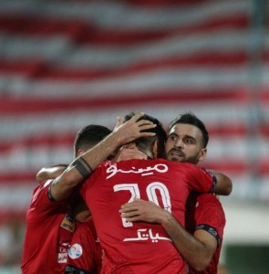 Persepolis move a step closer to IPL title