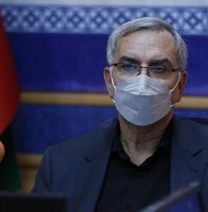 Iran to begin vaccinating teens tomorrow: health minister