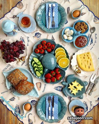 Iranian Breakfast; A Meal with Great Diversity