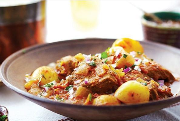 Abriz; Delicious Dish Indigenous to Bakhtiari Tribe