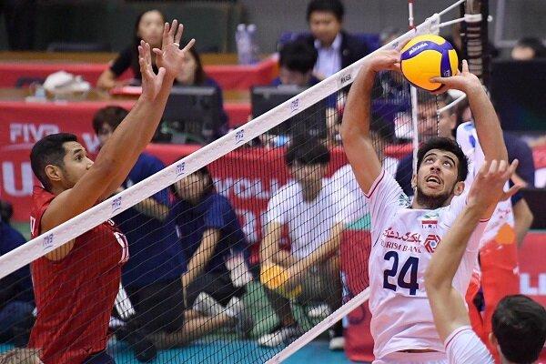 VIDEO: Iran vs US highlights at 2019 FIVB World Cup