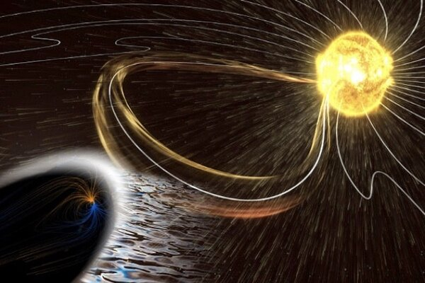 VIDEO: Sound of Earth during a solar storm
